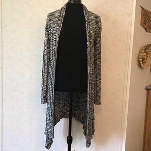 Renaur Knee-length Cardigan